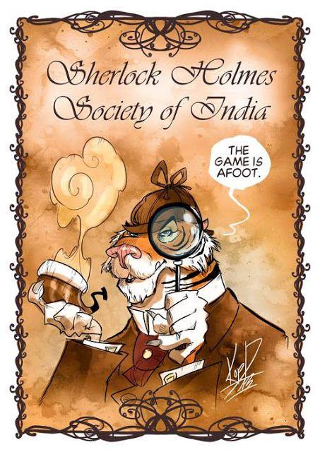 Sherlock Holmes: Society of India